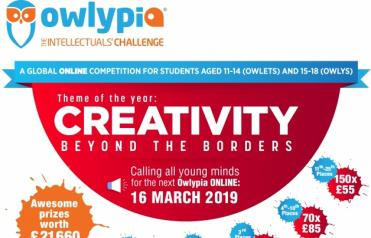 2019-03-04 Owlypia Online Competition